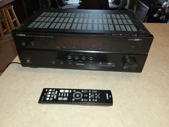 Yamaha TSR-5830 Dolby Atmos with Definitive Tech Speaker System for Sale in Battle Ground,  WA