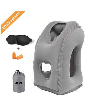 Inflatable Travel Airplane Neck Pillow for Sale in Las Vegas, NV