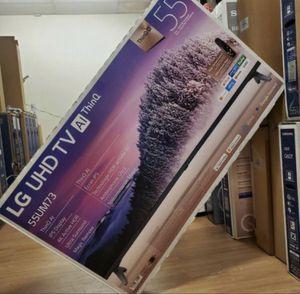 "55"" Lg smart 4K led uhd hdr tv for Sale in Pomona, CA"