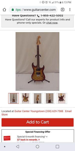 Washburn electric guitar for Sale in La Habra, CA