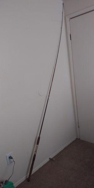 9 fishing poles for Sale in Steilacoom, WA