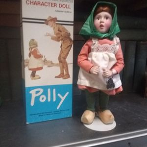 Norman Rockwell Character Doll Polly for Sale in Las Vegas, NV
