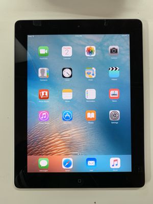 Ipad 2nd gen 9.7 inch 16GB wifi - $80 firm price for Sale in Renton, WA