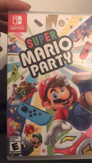 Super Mario Party for Sale in Mesquite, TX