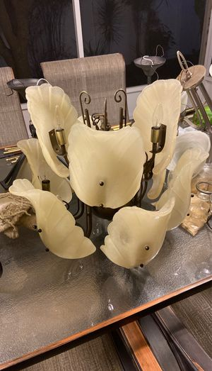 Hanging lamp, chandelier for Sale in Riverview, FL