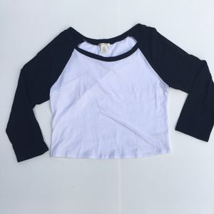 Crop top baseball tee for Sale in Tempe, AZ