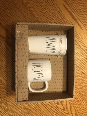 "Rae Dunn Travel Mug Set NEW ""AWAY, HOME"" for Sale in Liberty, SC"