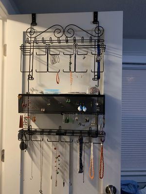 Hanging Jewelry Organizer for Sale in Fort Wayne, IN