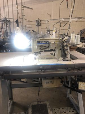 Sewing machine brothers Cover stitch 2 for Sale in West Covina, CA