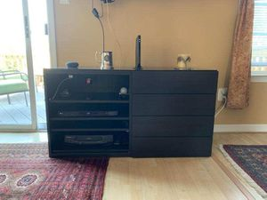 IKEA Entertainment Center - $80 for Sale in Manassas, VA