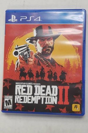 Red dead redemption 2 for Sale in Santa Ana, CA