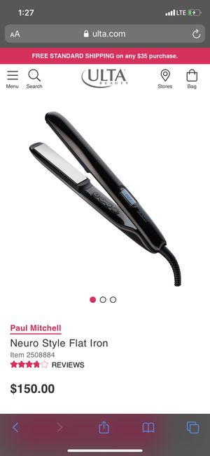 Paul Mitchell hair straightener for Sale in San Francisco, CA