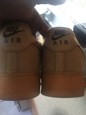 Air Force 1s Exclusive Wheats and Marvel Vans size 13 and 11/12 for Sale in West Palm Beach, FL
