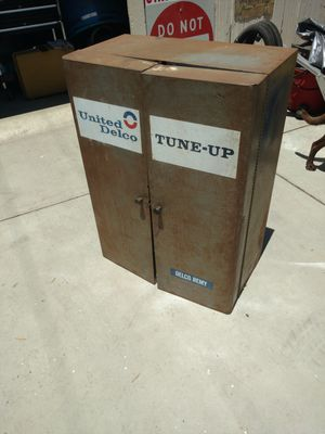 Automotive tune up cabinet for Sale in Santa Maria, CA