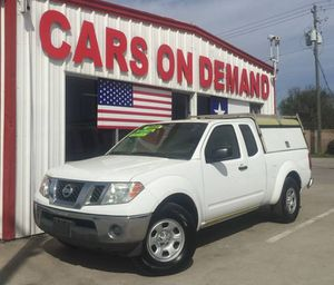 2009 Nissan Frontier for Sale in Pasadena, TX