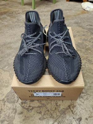 Adidas Triple Black Yeezy Boost 350 V2 Men's Size 9.5 and 11 Brand New in Box for Sale in Baldwin Park, CA