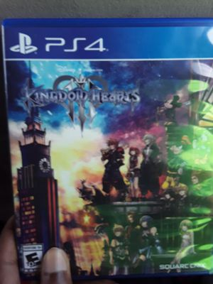 Ps4 kingdom hearts for Sale in Austin, TX