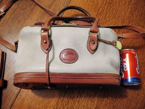 Authentic Dooney and Bourke Doctor Satchel for Sale in Mabelvale, AR
