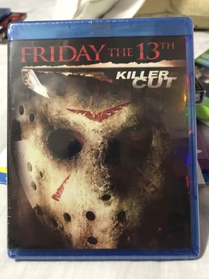Friday The 13th (Remake) Killer Cut / BluRay DVD for Sale in Fontana, CA