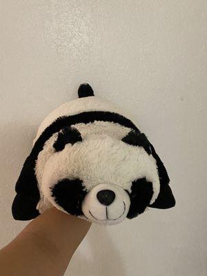 Panda Bear Pillow Pet (not actual Pillow Pet brand) Stuffed Animal Toy for Sale in Claremont, CA