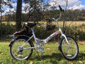 Foldable bicycle almost new for Sale in Glen Burnie, MD