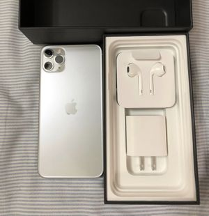 (Silver) iPhone 11 Pro Max  for Sale in Ulster, PA
