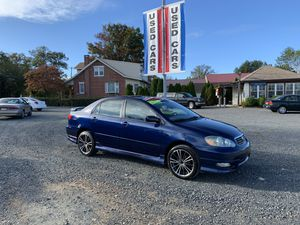 2006 Toyota Corolla S for Sale in Gilbertsville, PA
