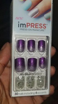 Brand New Press On Nails for Sale in Atlanta,  GA