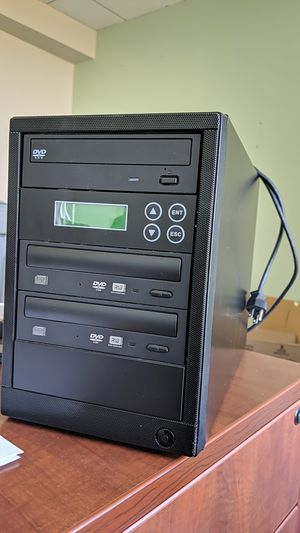 1 to 2 DVD data duplicator for Sale in Oakbrook Terrace, IL