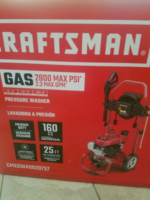 Pressure washer for Sale in Fairfax, VA