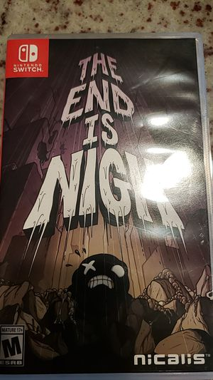 The end is nigh Nintendo Switch for Sale in Tampa, FL