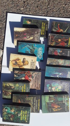 Hardy boys mystery books COLECTION SERIES for Sale in Apache Junction, AZ