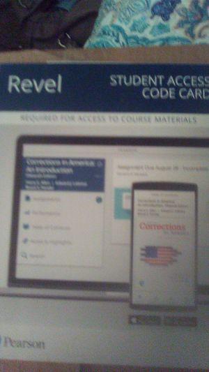 Corrections in america revel new code for Sale in Scottsdale, AZ