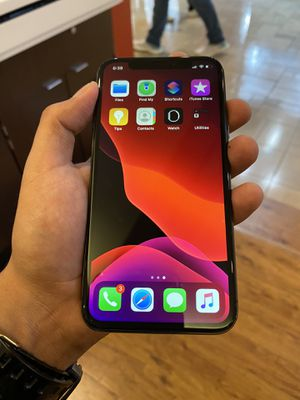 iPhone X 64GB (T-Mobile) for Sale in Ontario, CA