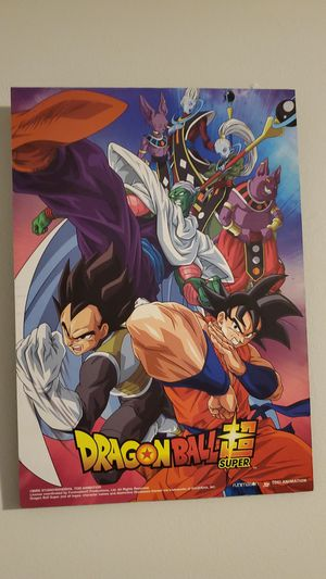 Dragonball super mini poster for Sale in Chicago, IL