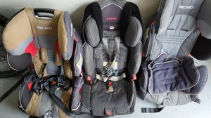 Three Car Seats for Sale in Tampa, FL