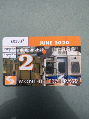 Monthly Pass for Sale in Philadelphia, PA
