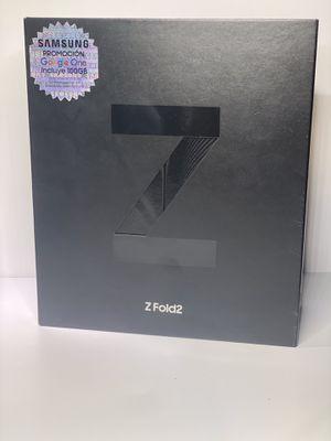 Samsung Galaxy z fold 2 for Sale in Rialto, CA