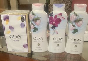 Olay body wash for Sale in San Antonio, TX