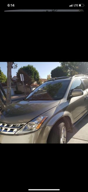 2004 Nissan Murano for Sale in San Diego, CA