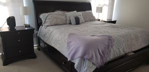 Ashley Furniture California King Bedroom Set for Sale in Yorkville, IL