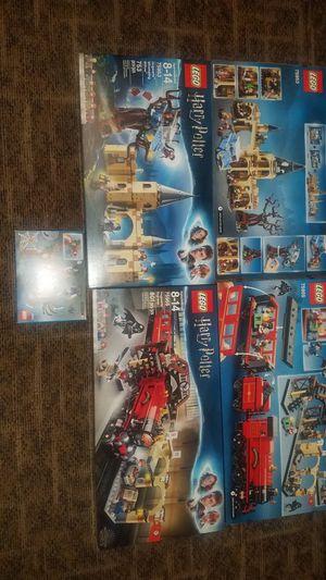 Harry Potter Legos for Sale in Denver, CO