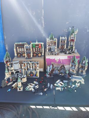 Retired Castle Lego Harry Potter Sets and Figures for Sale in Gardena, CA