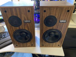 Yamaha NS-4 speakers for Sale in Guyton, GA