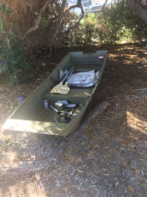 Aluminum boat for Sale in American Canyon, CA