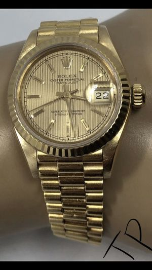 Luxury Watch, Oyster Perpetual Date-Just ! for Sale in Seattle, WA