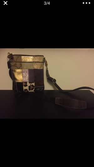 coach crossover bag for Sale in Washington, DC
