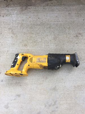 Dewalt Electric Saw for Sale in West Springfield, VA