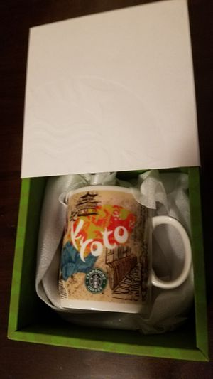 Starbucks Kyoto Japan Coffee Mug for Sale in St. Petersburg, FL