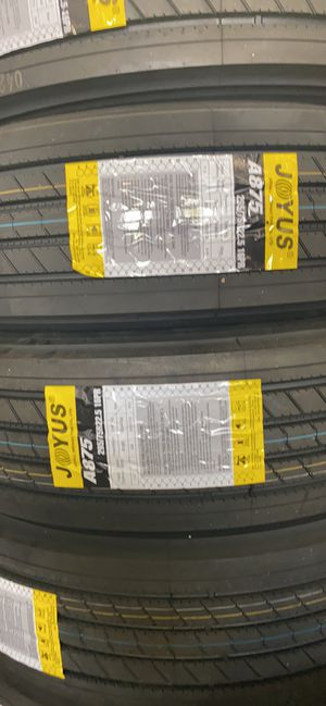 295/75/22.5 16-ply BRAND NEW JOYUS TRAILER TIRES FOR SALE @ LOWEST PRICES for Sale in Sacramento, CA